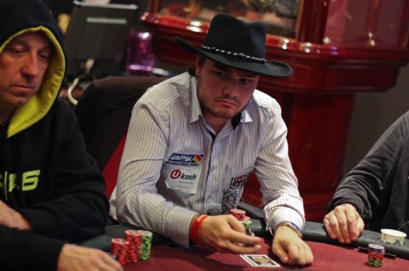 PokerStars.be BPS Namur: pirmų dviejų startinių dienų apžvalga