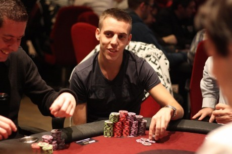 Día 1a del PokerStars.be BPS Namur: Christopher Buzzo, chip leader
