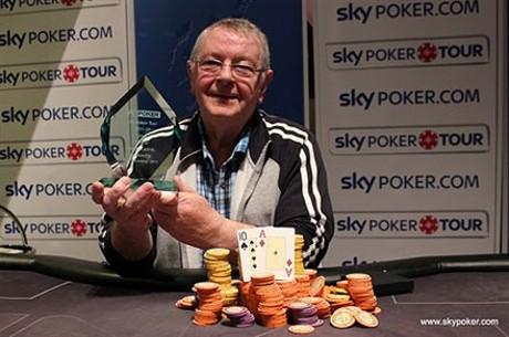 Harry Metcalfe Wins Newcastle Leg Of Sky Poker Tour