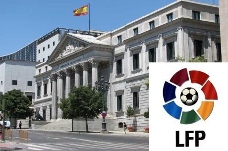 """Rumores de """"lockout"""" en la Liga de Fútbol Profesional por la Ley del Juego"""