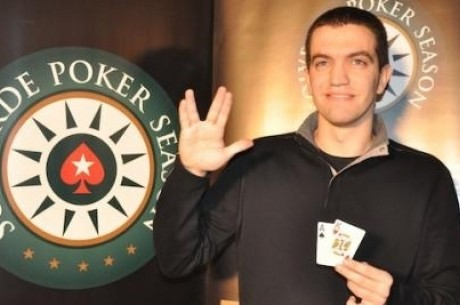 Main Event PokerStars Solverde Poker Season 2011 - André Mr.Zeba Andrade é o campeão