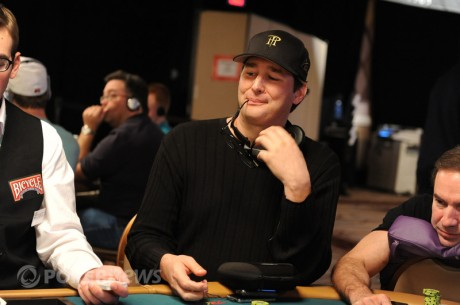 Chatting with Hellmuth Part I: Charity Event & Family