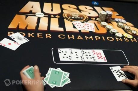 $250,000 turnīrs Aussie Millions ietvaros