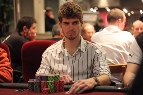 PokerStars BPS Namur - Dva Lidera Nakon Dan 2a