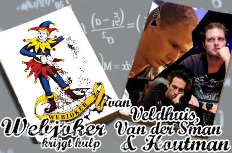 Webjoker krijgt hulp met PLO: Veldhuis, Houtman en Van der Sman over Viktor...