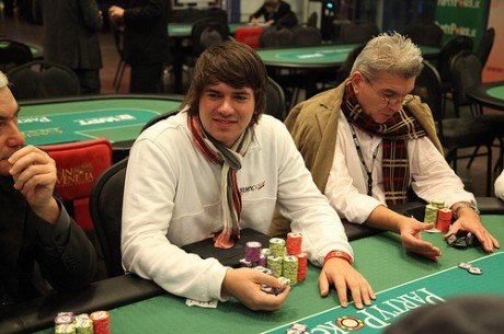 2011 World Poker Tour Venice Day 3: Marvin Rettenmaier Leads Final 15