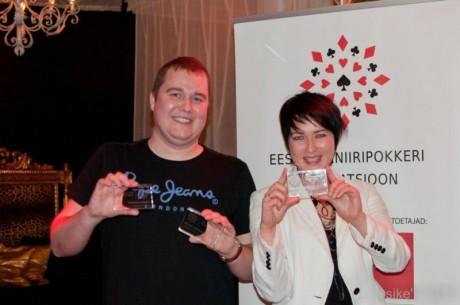 Eesti pokkeri auhinnad läbi aegade