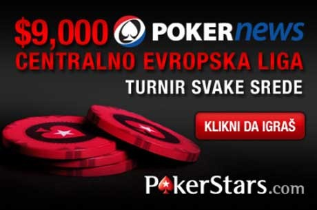 PokerStars PokerNews Liga Do Kraja Uzbudljiva
