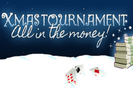 Don't Miss Chilipoker's All in the Money Xmas Tournament