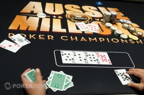 Crown Poker Announces Changes to 2012 Aussie Millions Registration