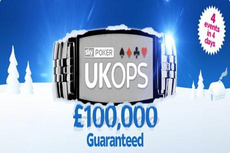 Sky Poker UKOPS Xmas