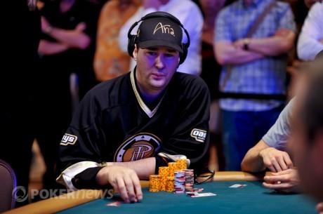 Pierwszy raz: Phil Hellmuth dotarł do miejsc płatnych podczas turnieju WSOP