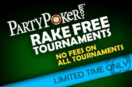 Torneos multimesa 'rake free' en PartyPoker