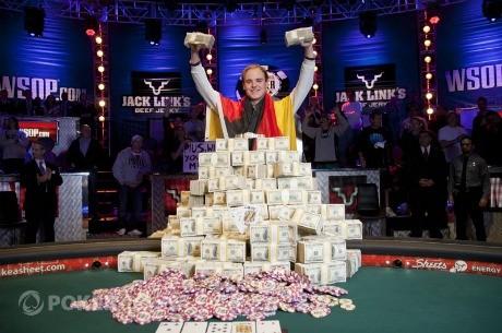 Pius Heinz, favorito a los European Poker Awards