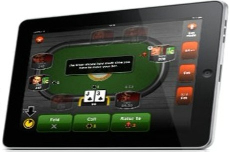 智能手机迎来德州扑克
