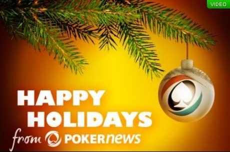 Sretne Praznike Želi Vam PokerNews