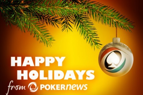 Happy Holidays from PokerNews
