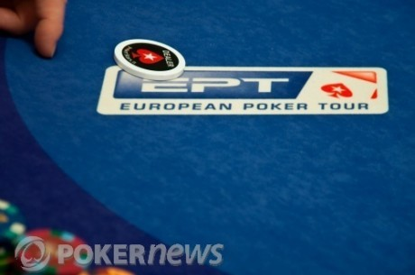 Три нові зупинки European Poker Tour Season 8