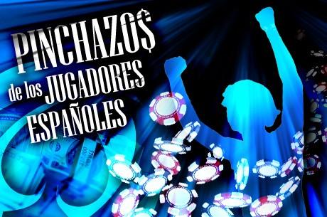 Pinchazos navideños de los españoles en PokerStars