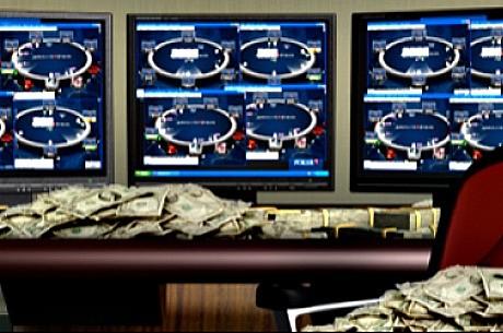 Los jugadores de Absolute Poker y UB cobrarán a la baja