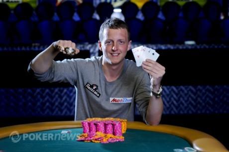 Top 10 UK Stories of 2011: #6, Matt Perrins Wins Unlikely Bracelet