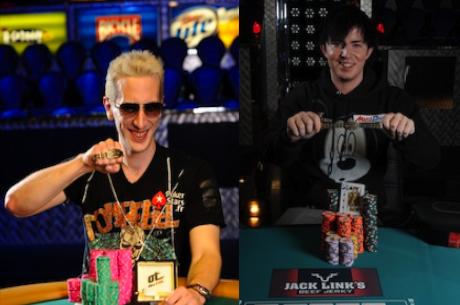 As 10 melhores histórias de 2011 - #7 - As Triple Crowns de Elky e Cody