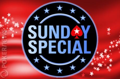 PokerStars Sunday Special : doublé de Chrisophe Lesage
