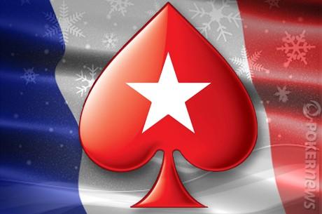 PokerStars.fr :  résultats des tournois de noël