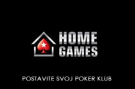PokerNews Vodič: Kako da Postavite Svoj PokerStars Home Game?