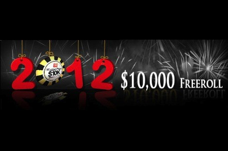 Celebrate the New Year with the 2012 Mansion Poker $10,000 Freeroll