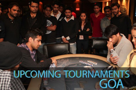 Upcoming Poker Tournaments in Goa