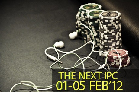 The next IPC in February 2012