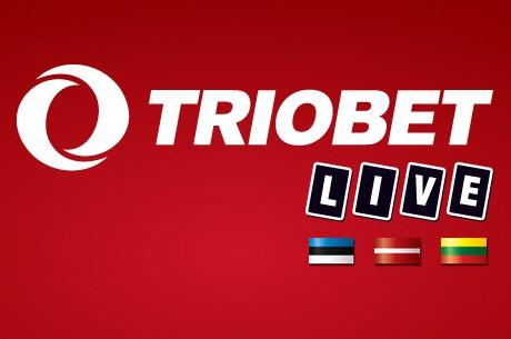 Triobet Live reedel: €1000 loosipakett ja live-ülekanne!