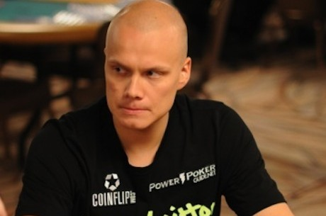 "Ilari ""Ilari FIN"" Sahamies Becomes PokerStars' Biggest Winner of 2011"
