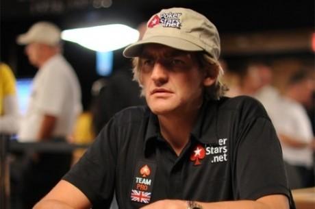 John Duthie deixa Team PokerStars Pro