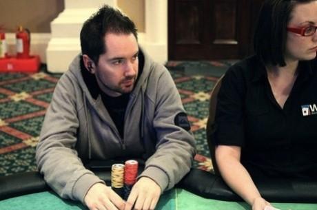 2012 World Poker Tour Ireland Day 1: Irishman Dave Callaghan Tops Leaderboard
