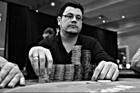 "2012 World Poker Tour Ireland Day 2: Bubble Bursts, Dave ""CrabMaki"" Shallow On Top"