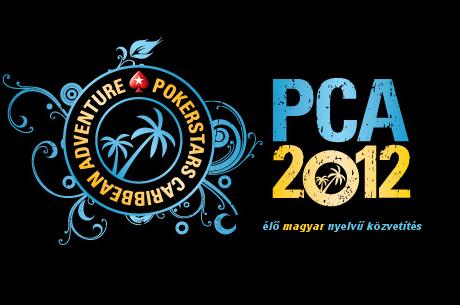 ÉLŐ: PokerStars Caribbean Adventure Main Event 1A nap