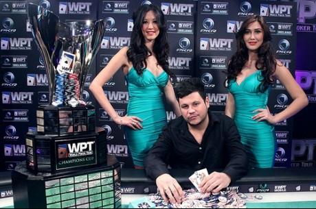 David Shallow Wins 2012 World Poker Tour Ireland