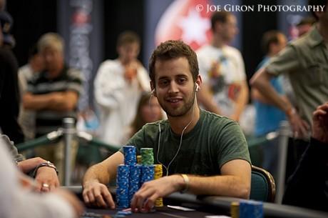 Філ Д'Отьел лідирує за підсумками Day 3 Main Event PokerStars...