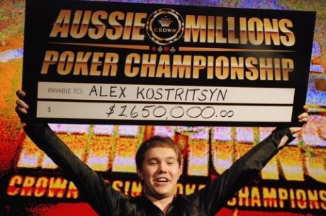 A Historical Look at the Aussie Millions from 2008-2011