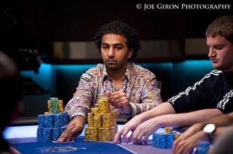 Фараз Джака лідирує за підсумками Day 4 Main Event PokerStars...