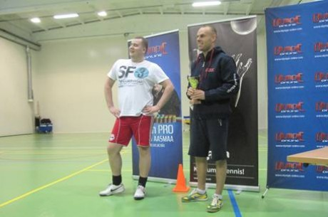 Joel Lindpere oli kahevõistluses Aasmaast parem