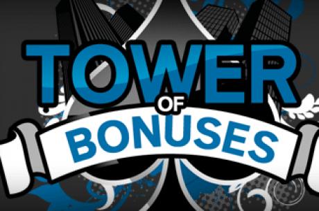 Вземете страхотен депозит бонус в Tower Poker или...