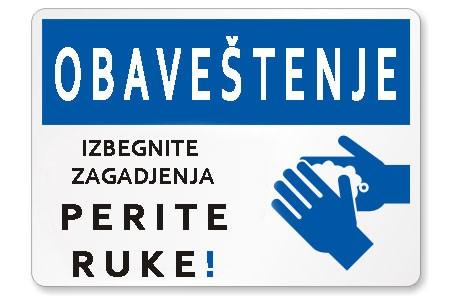 Ostani Stejkovan: Operi Ruke!