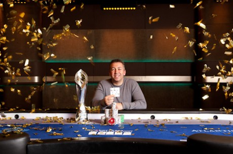 John Dibella vence o Main Event o PokerStars Caribbean Adventure 2012