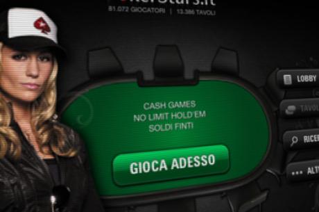 扑克之星意大利正式公布首个移动客户端