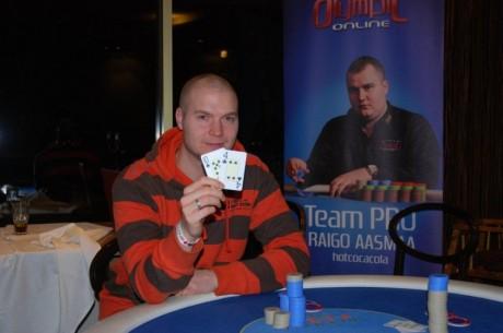 Aasta esimese OOPS Live turniiri võitis soomlane Patrik S.