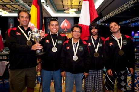 PokerNews Boulevard: Nederland tweede bij World Cup Poker VIII