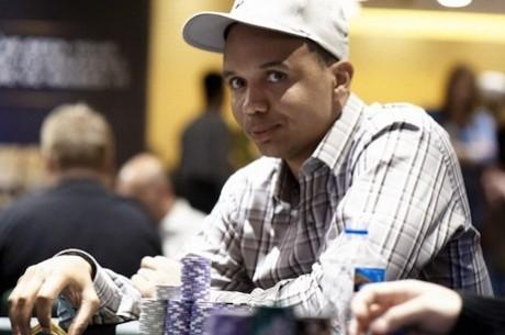 Vai tiešām Fils Aivijs spēlē PokerStars?